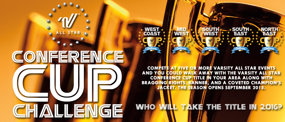 Varsity All Star's Conference Cup Challenge
